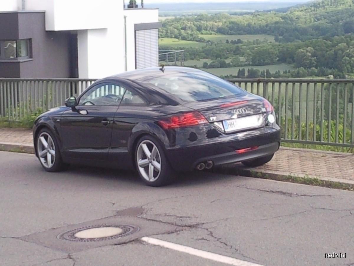 Audi TT Quattro Europcar