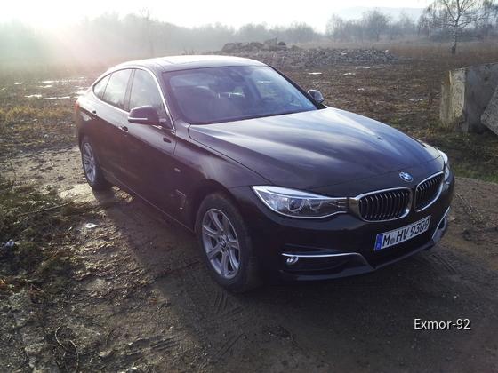 BMW 320D GT xDrive Luxury Line