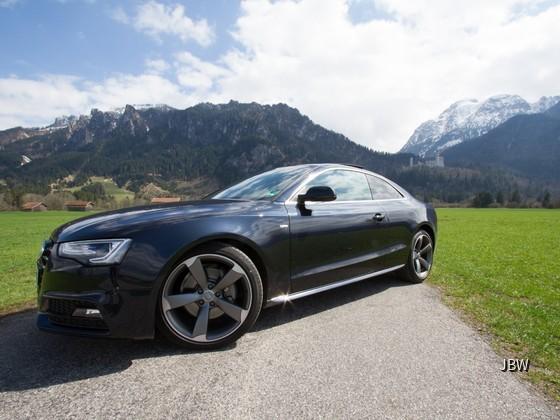Audi A5 Coupé 3.0 TDI quattro S-Line