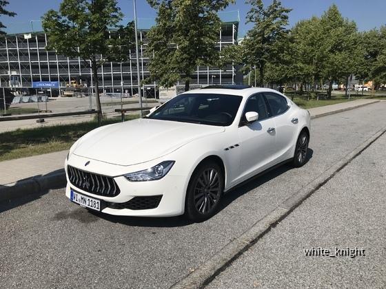 Maserati Ghibli 3.0 V6 Diesel RWD