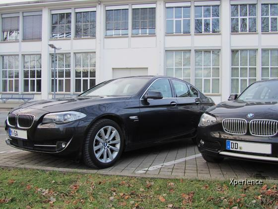 BMW 530d xDrive | SIXT Dresden West