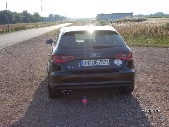 Audi A 3 Sportback 2.0 TDI 010
