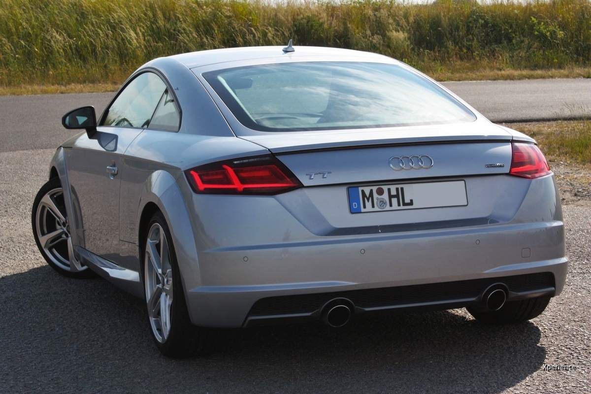 Audi TT 2.0 TFSI quattro S-Tronic S-Line