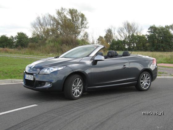 Renault Megane CC - Avis LEJ