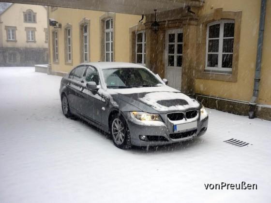 Europcar FDAR BMW 320i