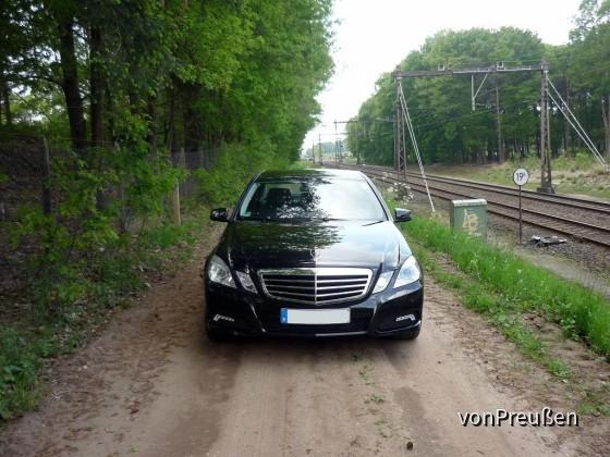 Sixt PDAR: Mercedes Benz E200 CGI
