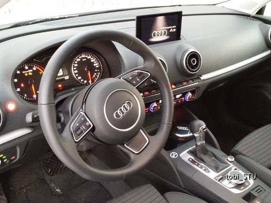 Audi A3 1.4TFSI Ambition S-Tronic (3)