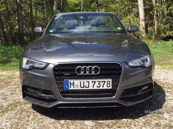Audi A5 Quattro TFSI Cabrio