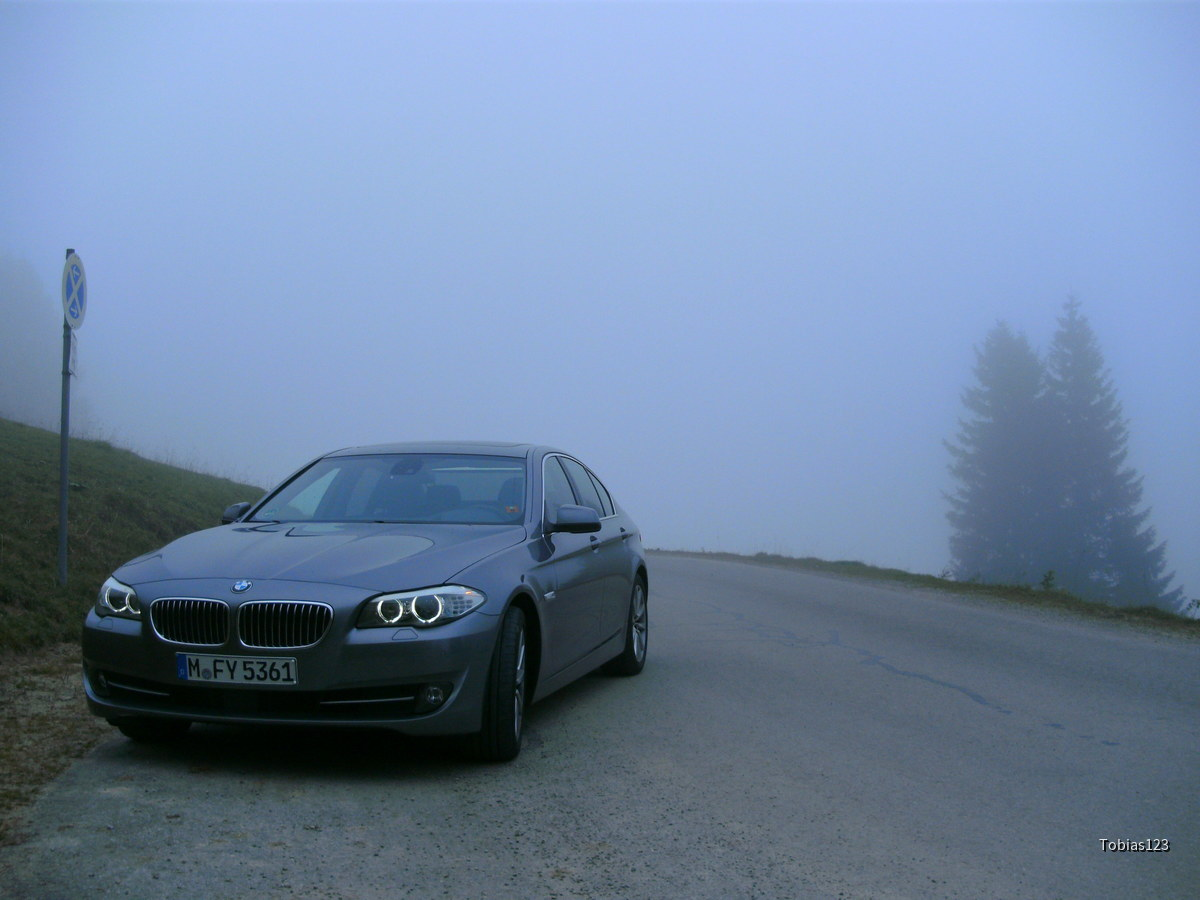 BMW 530dA (BMW Rent)