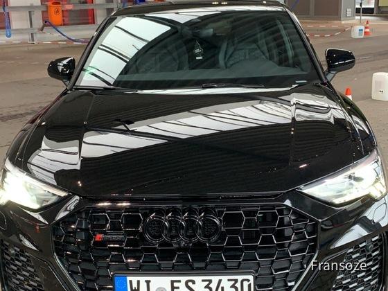 Audi RSQ3 STARCAR TRIER