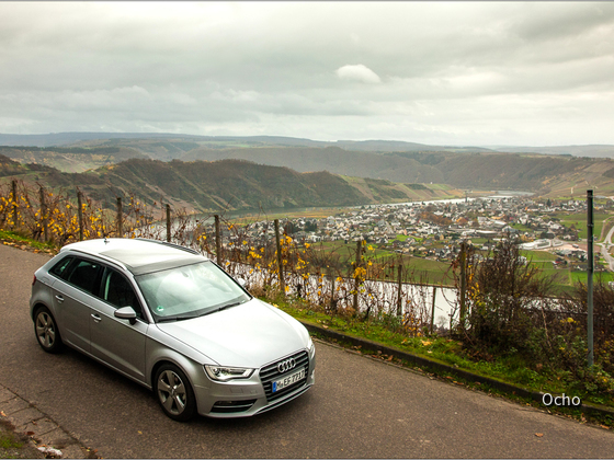 Audi A3 SB 2.0TDI MAN 150PS