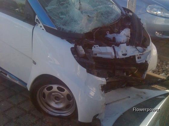 2 Totalschaden Car2Go
