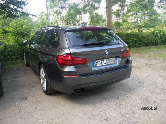 BMW 520dT