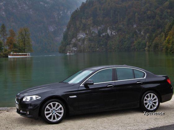 BMW 530d / SIXT DRS