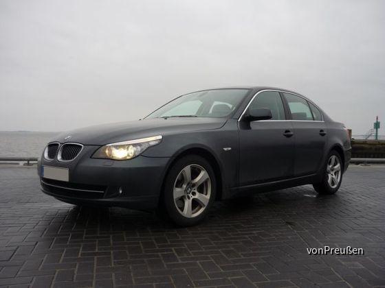 Sixt LDAR BMW 525d Facelift