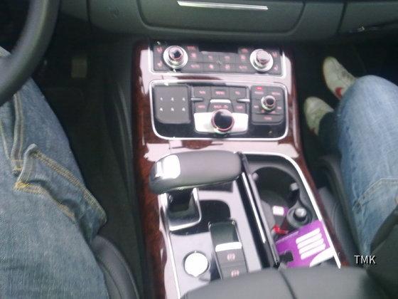 Audi A8 4.2TDI Quatto Sixt HH Reeperbahn