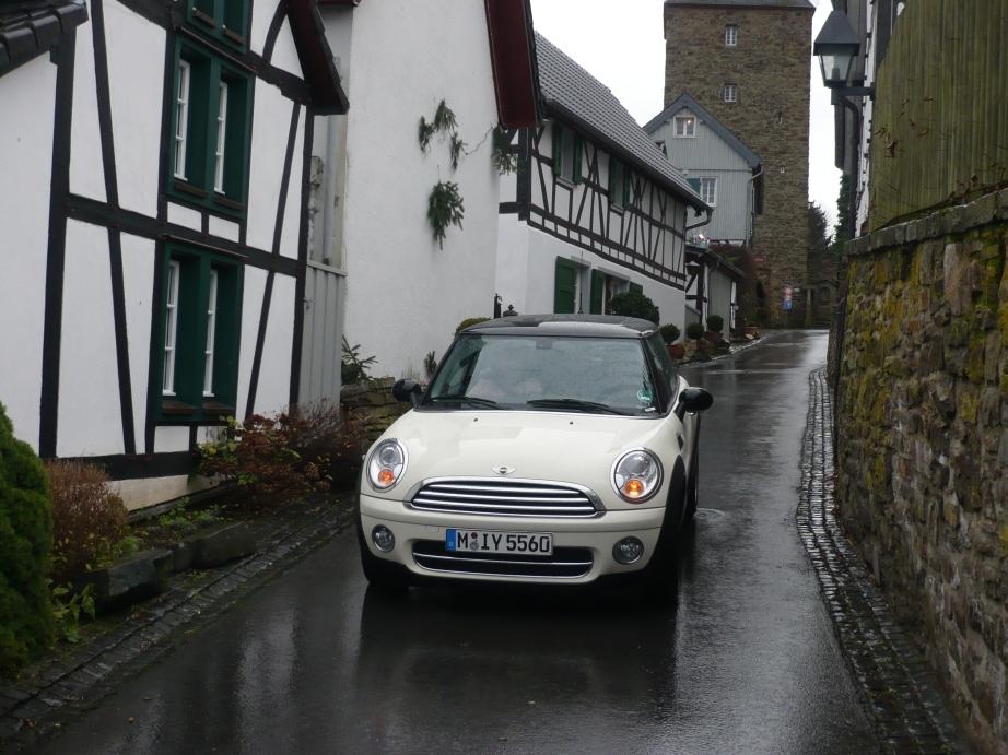 Mini Cooper D | Sixt Siegburg