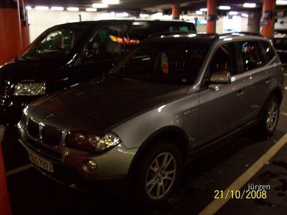 Sixt BMW X3