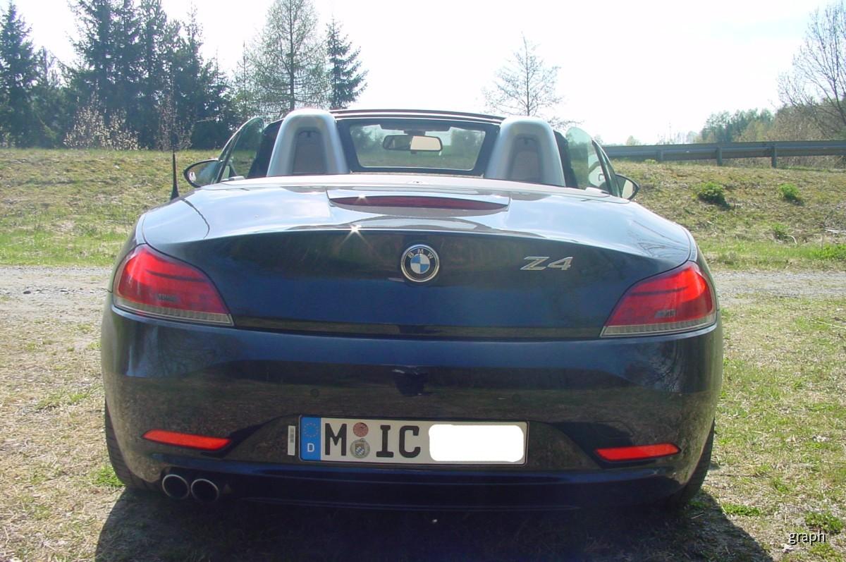 BMW_Z4_23i_hinten