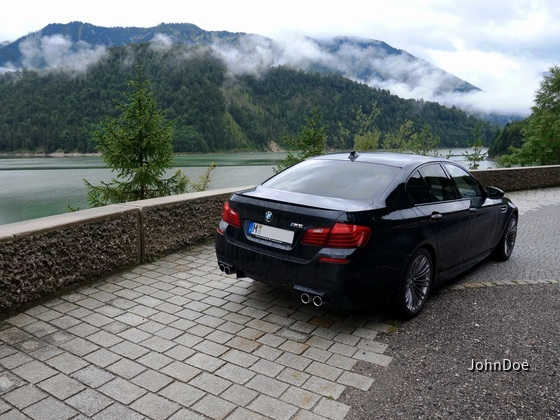 BMW M5 LCI | BMW on Demand