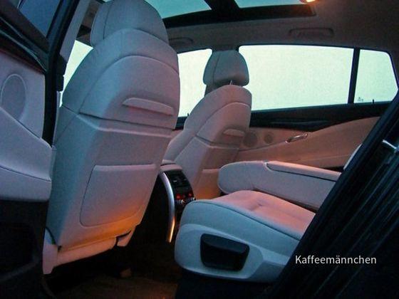 BMW 535i GT von Sixt