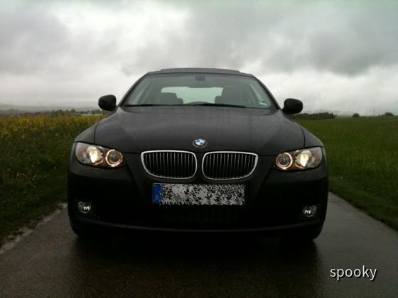 BMW 325dA Coupé Sixt