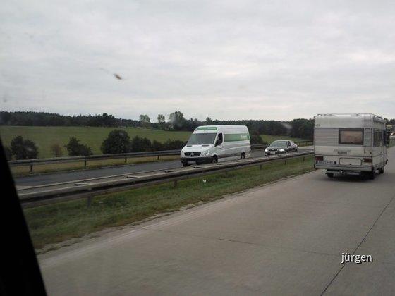 Europcar Mercedes Transporter, L3