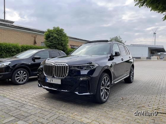 BMW X7 xDrive 40d