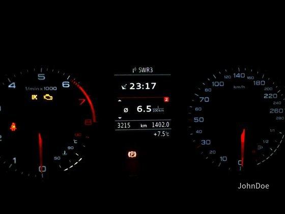Audi A3 1.4 TFSI | Sixt Bochum