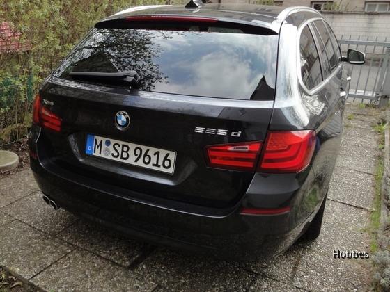BMW 525d xDrive Touring | Sixt