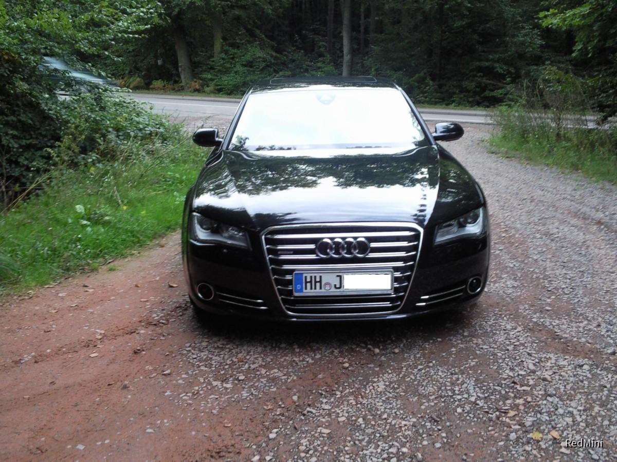 Audi A8 4.2TDI Quattro EC