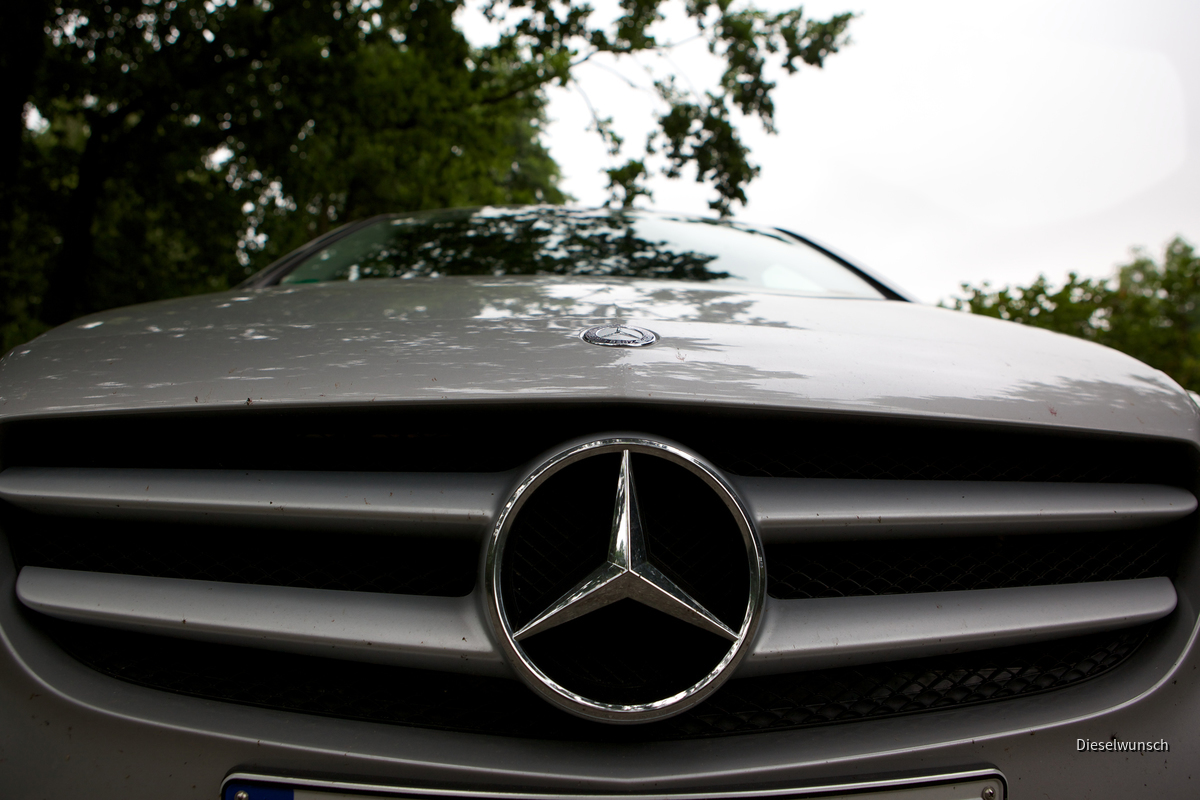 Mercedes-Benz B 180 | ClubMobil