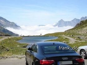 Audi A5, Sustenpass