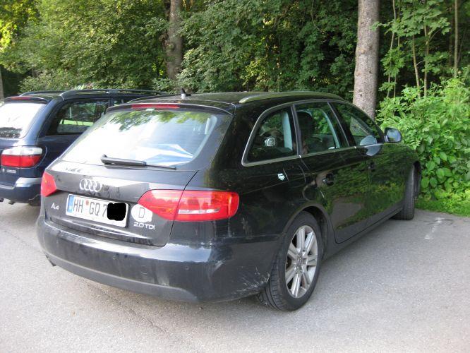 Audi A4 Avant 2.0 TDI - Europcar
