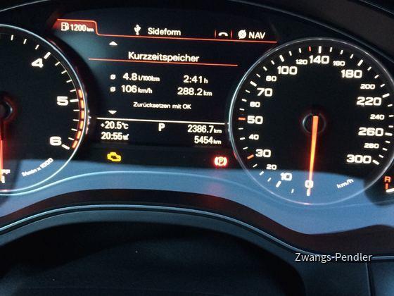 Audi A6 Avant 2.0TDI ultra S-Tronic