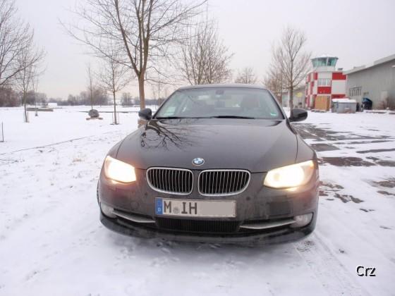 BMW 335d QP Sixt