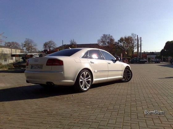 Audi S8 V10 5,2