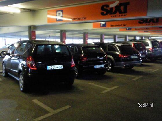 Sixt Hannover Hbf