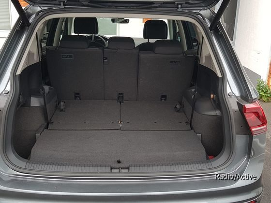 VW Tiguan Allspace   Sixt Bonn-Bad Godesberg