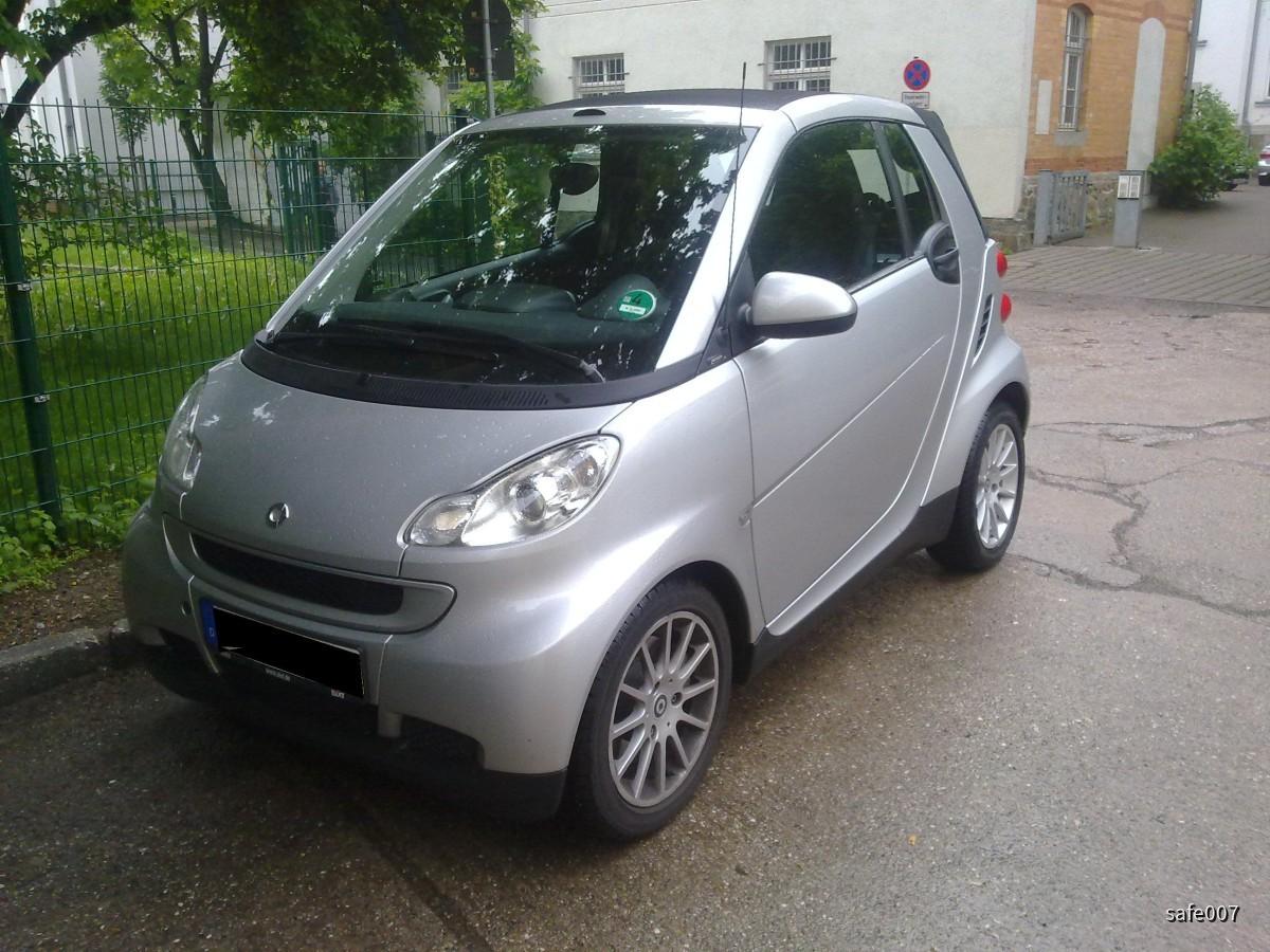 Smart Cabrio Sixti