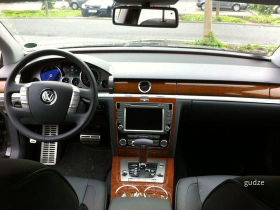 Phaeton Europcar