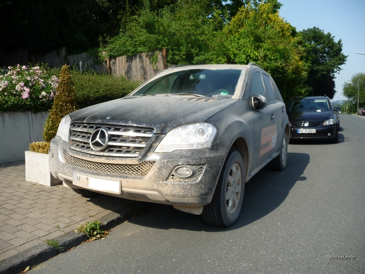 Mercedes-Benz ML 350CDI
