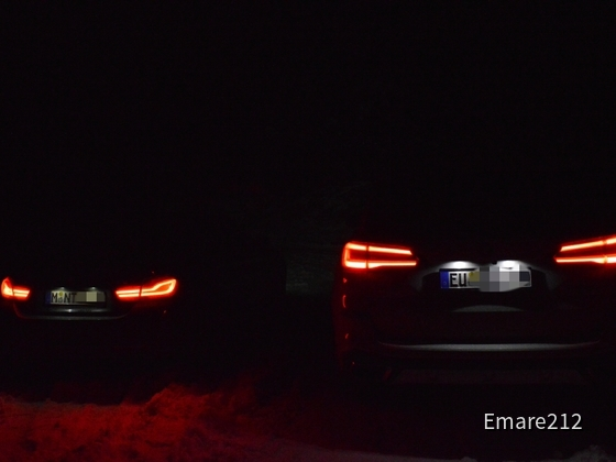 BMW 435d Coupé Sixt Düsseldorf-Flingern & BMW X5 30d deisenroth im Schwarzwald
