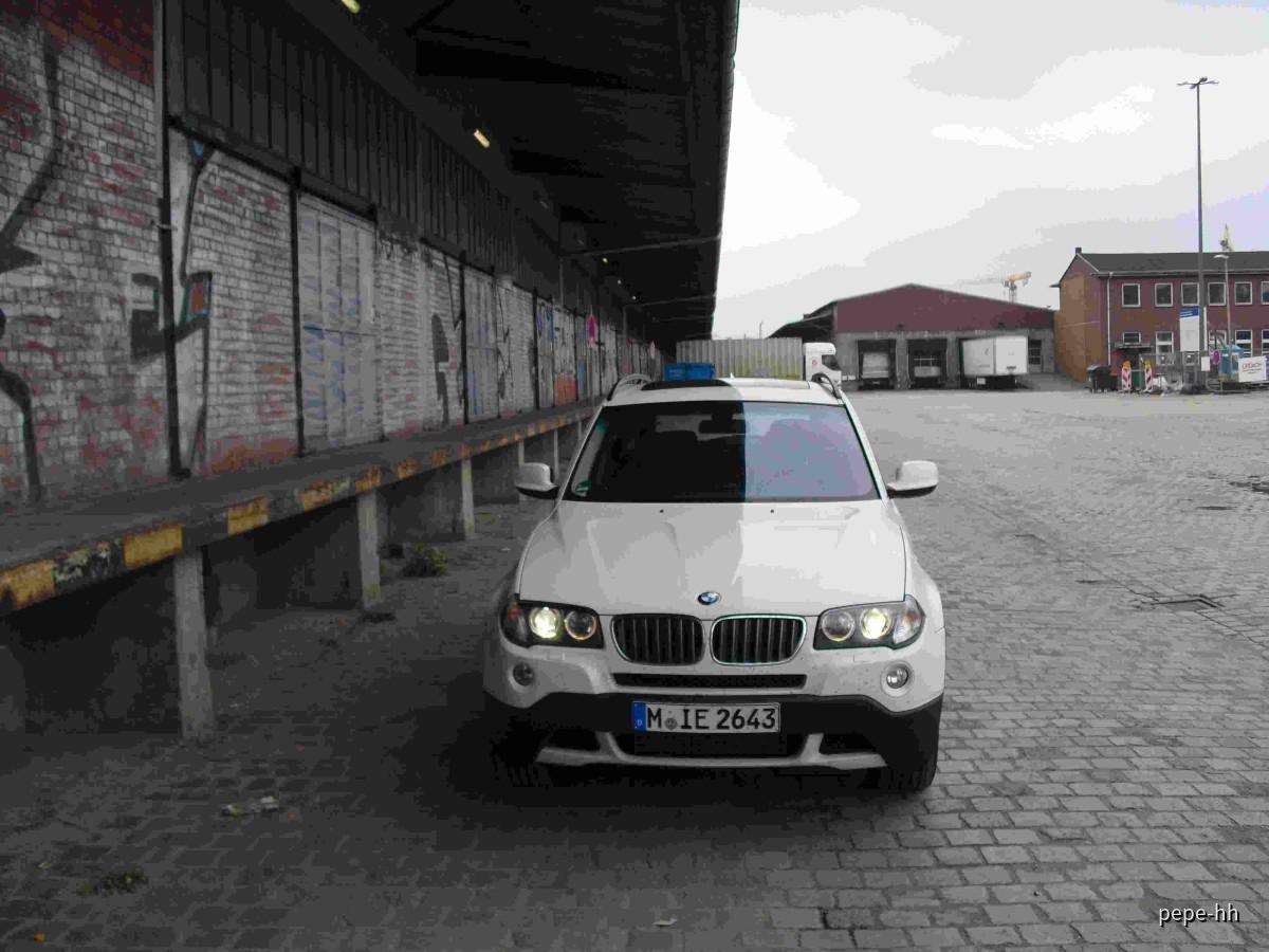 Sixt HH BF Altona BMW X3 2.0d xdrive
