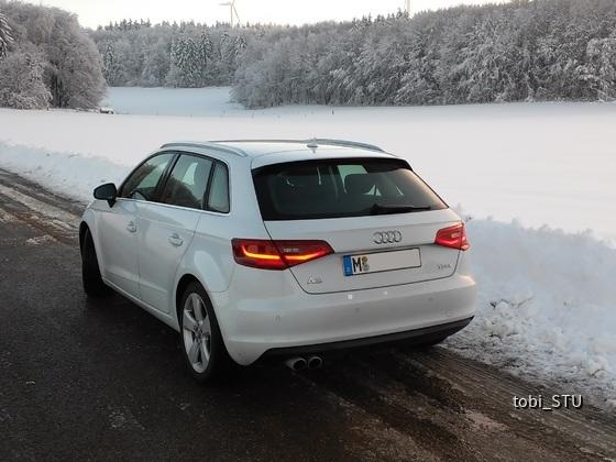 Audi A3 1.4TFSI Ambition S-Tronic (2)