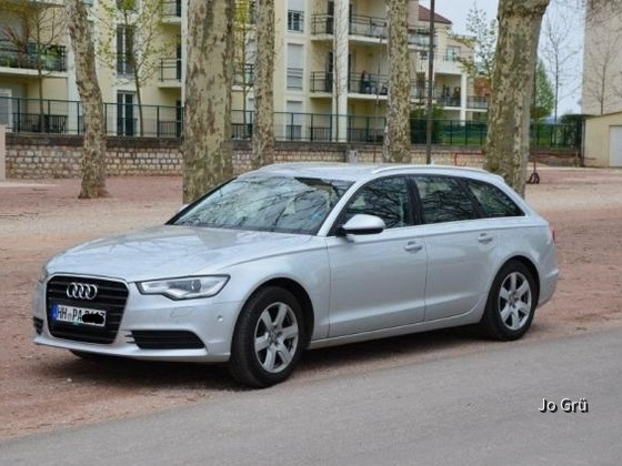 Audi A6 3.0 TDI Avant von Europcar