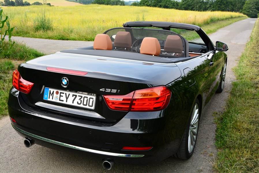 BMW 435i Cabrio Luxury Line