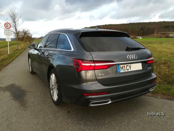 Audi A6 Avant 50 TDI 3