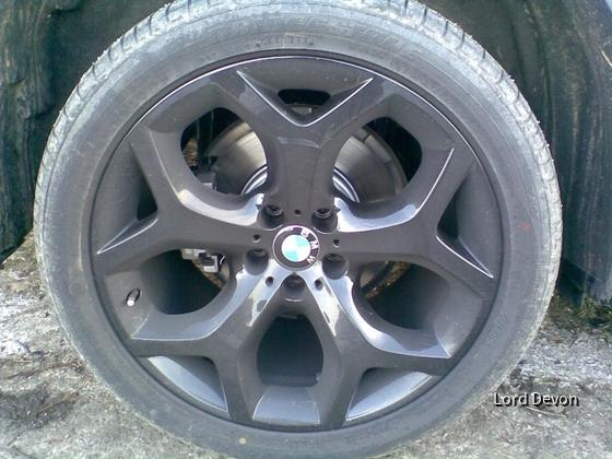 BMW X6 Felgen