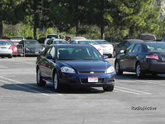 Chevrolet Impala LTZ | Alamo Los Angeles